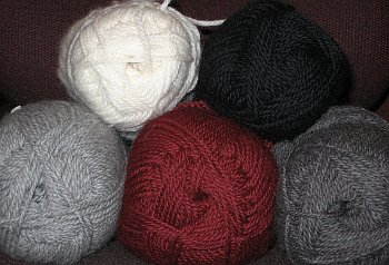Yarn selection 1