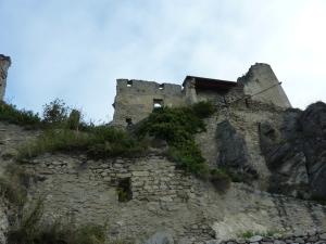 Castle Durnstein ruins
