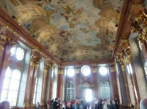 Melk Abbey marble hall
