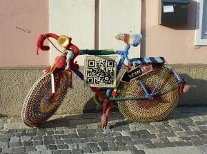 Yarn bicycle, Melk