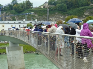 Lock Bridge, Salzburg