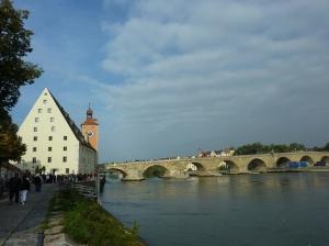Stone Bridge, Regensburg