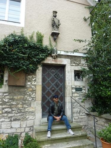 Door in Regensburg
