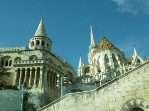 Fisherman's Bastion and Matthias church