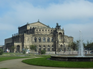 Semperoper Opera House