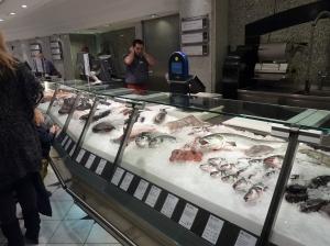 KaDeWe fish market