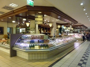 KaDeWe cheese department