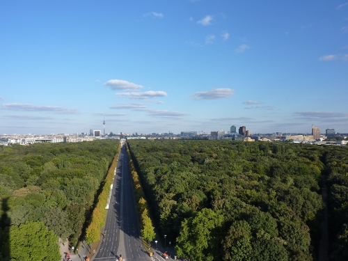 View of Berlin