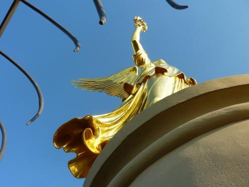 Statue of Victoria
